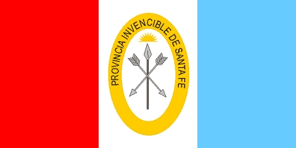Banderas Inspiradas en la Bandera Argentina Bandera_santa_fe